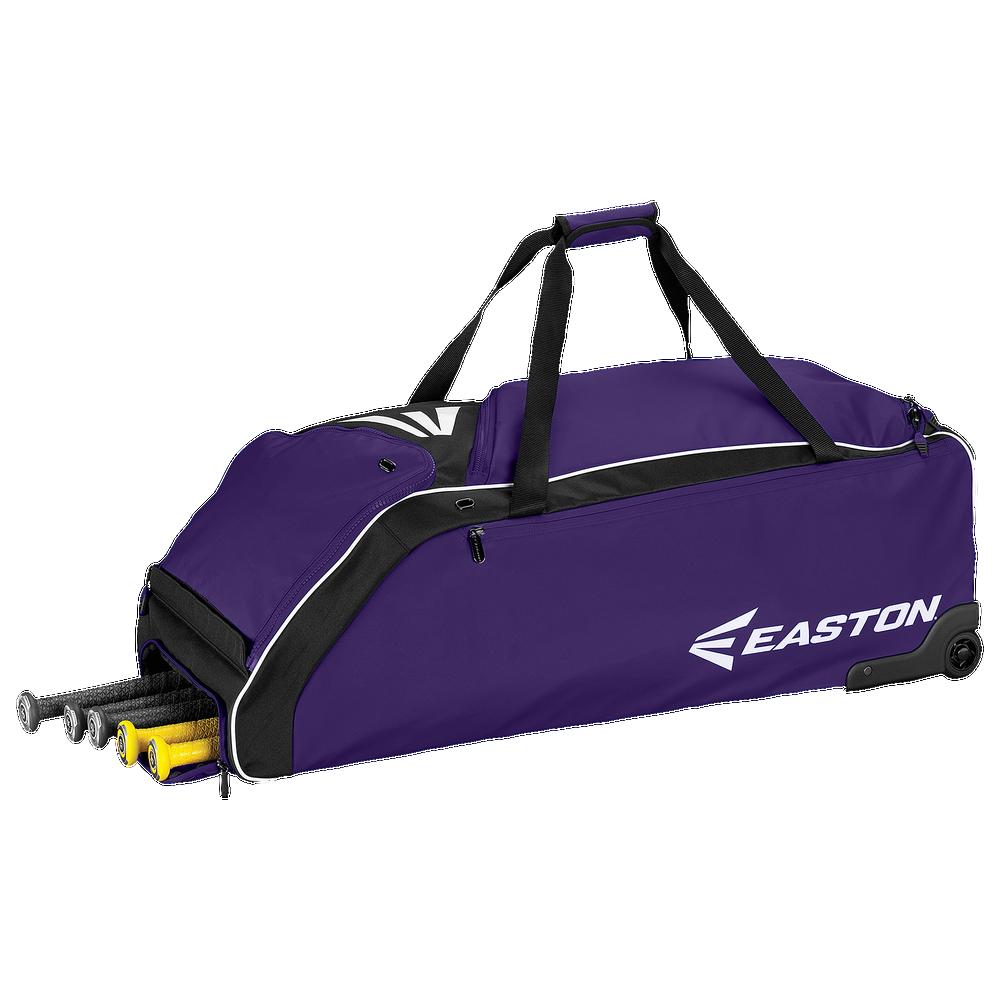 Easton E610W Wheeled Bag / Purple