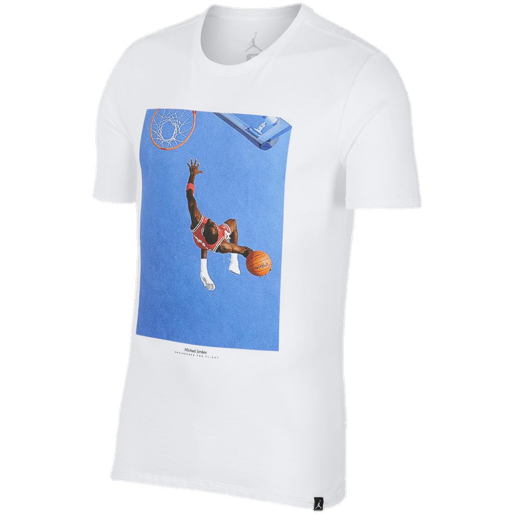 Jordan Jsw Iconic Photo T Shirt by Champs