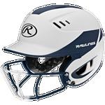 Rawlings Velo Fastpitch Bat Helmet w/Facemask - Women's