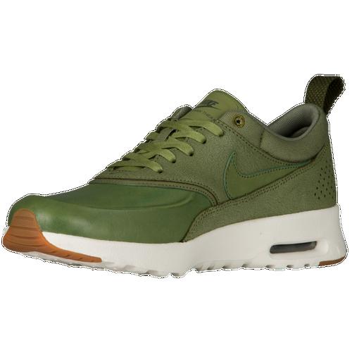 save off 53761 8cf54 Nike Air Max Thea - Womens - Palm Green/Palm Green/Legion Green/Gum Med  Brown
