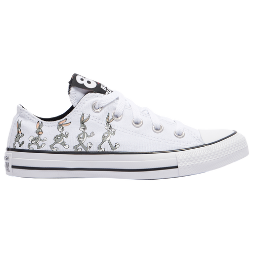 Converse Canvases BOYS CONVERSE X BUGS BUNNY CHUCK TAYLOR ALL STAR LOW TOP