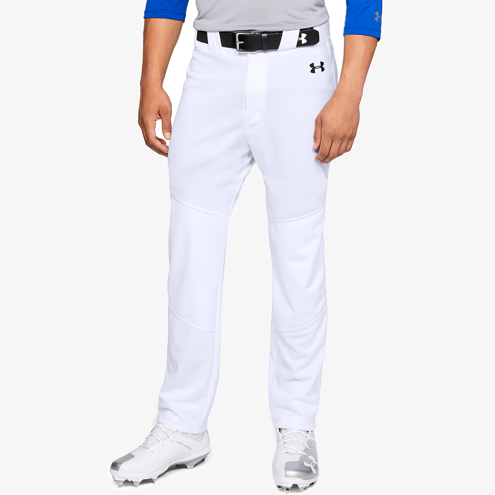Under Armour Utility Relaxed Pants - Mens / White