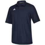 adidas Team Iconic Full Button Polo - Men's
