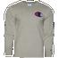 Champion Big C Script Long Sleeve T-Shirt - Men's