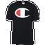 Champion Vertical Script T-Shirt - Men's