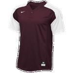 Nike Team Vapor 1 Button Laser Jersey - Men's