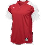 Nike Team Vapor 1 Button Laser Jersey - Boys' Grade School