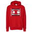 Champion Square Logo Pullover Hoodie - Men's