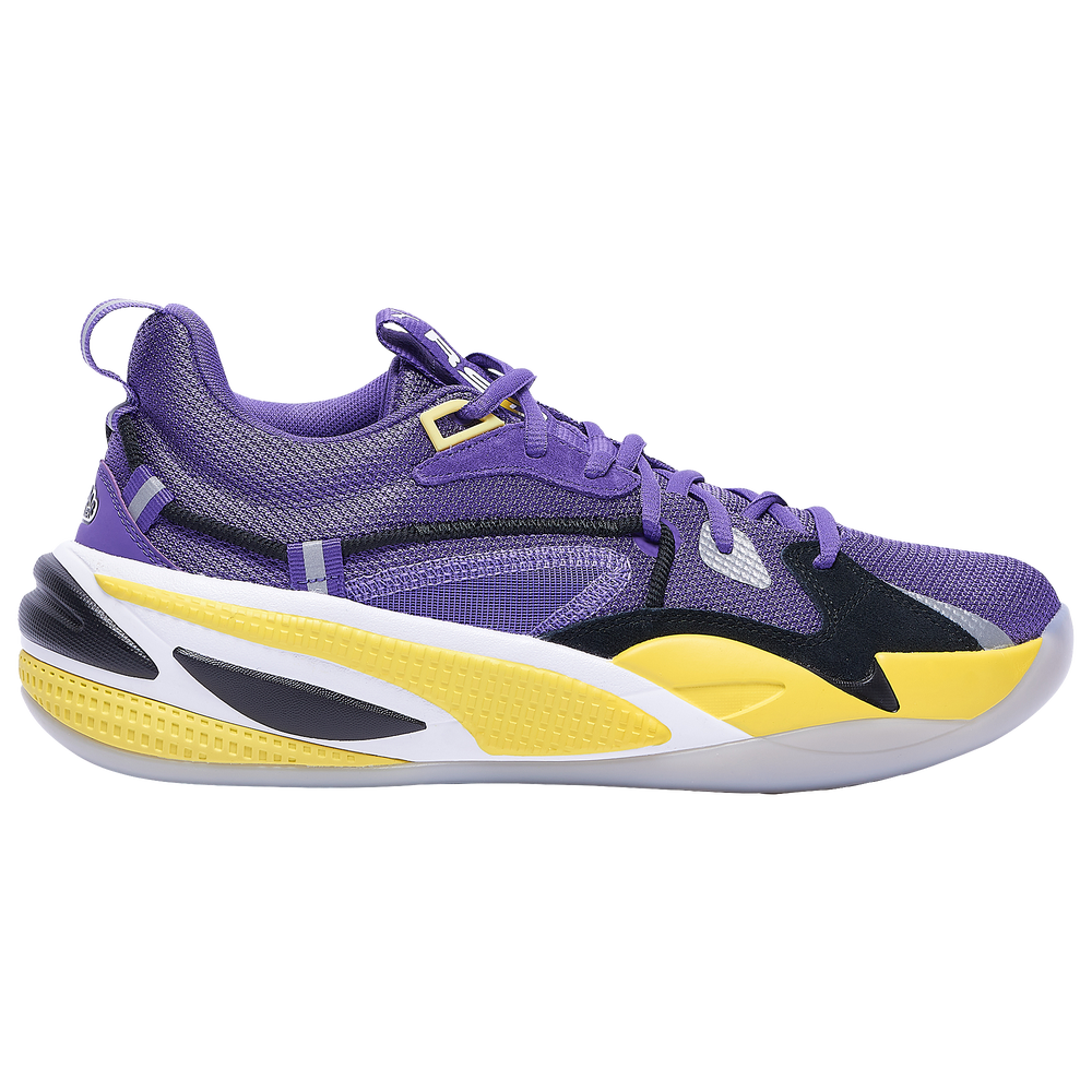 PUMA RS Dreamer - Boys Grade School / Purple/Yellow | Hollywood