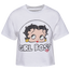 Betty Boop Girl Boss Crop T-Shirt - Women's