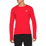 ASICS® Silver Long Sleeve Top - Men's