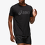 ASICS® Silver Short Sleeve T-Shirt - Men's