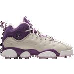 95845b2e69d Jordan Jumpman Team II - Girls' Grade School. Select a Style. Desert  Sand/Night Purple/White. Anthracite/Black/Pink Foam/White