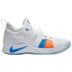 0d9ce9041c60 Paul George Nike PG 2 - Mens - White Ice
