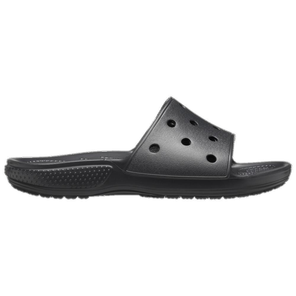 Crocs Classic Slide - Mens / Black/Black