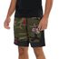 Jordan Classics Camo Fleece Shorts - Men's
