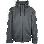Eastbay Team Performance Fleece Full Zip Hoodie - Men's