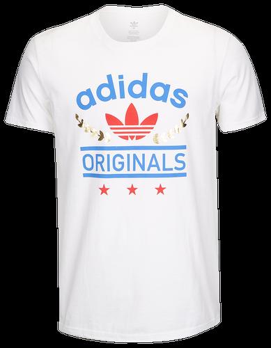 Adidas Originali Graphic T - Shirt Vestiti Da Uomo