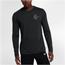 Nike Heathers L/S T-Shirt - Men's