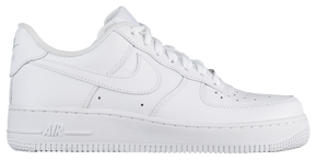 Pre-owned - Air Force 1 leather low trainers Nike