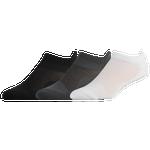 ASICS® Seamless Cushion Low 3 Pack Socks - Women's