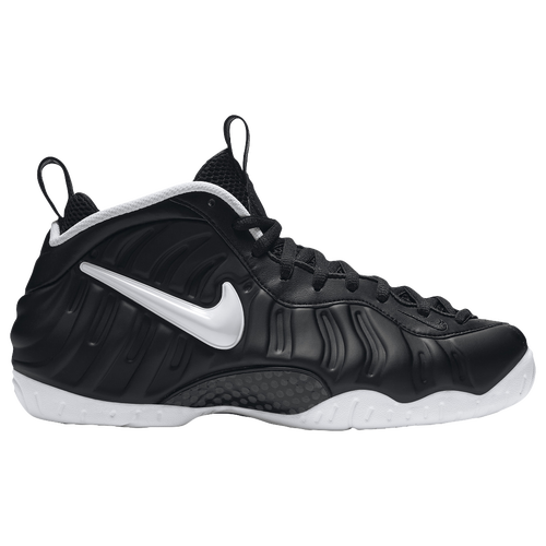f04a678937d Nike Air Foamposite Pro - Mens - Black White Black - Product    24041006