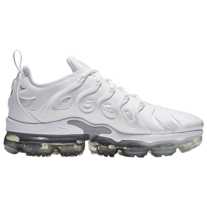 Nike Air Vapormax Plus TN White Red Men's Casual Sneakers