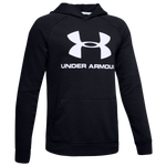 Under Armour Rival Logo Hoodie - Boys' Grade School
