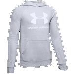 Under Armour Rival Logo Hoodie - Boys' Grade School