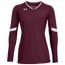 Under Armour Team Powerhouse L/S Jersey - Women's