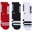 Stance Classic Light 3 Pack Crew Socks - Grade School