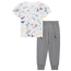 Jordan Scribble AOP T-Shirt & Jogger Set - Boys' Toddler