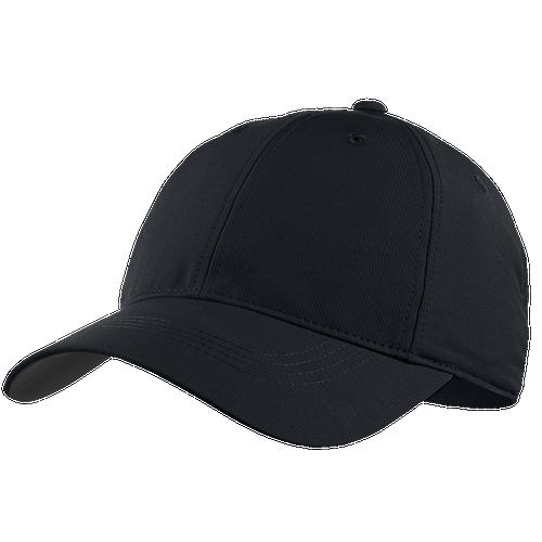 Nike Legacy 91 Tech Blank Golf Cap - Mens - Black/White