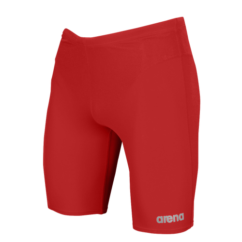 Arena Board Shorts Jammer Swimsuit In Red/silver