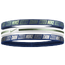 Nike Metallic Hairbands 2.0 3 Pack - Women's