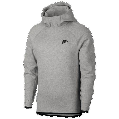 148. Nike - Tech Fleece Pullover Hoodie - Mens - Dark Grey Hea 03d2723ec