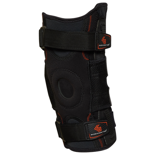 Shock Doctor Ultra Knee Support with Hinges - Men's - Black, Size M