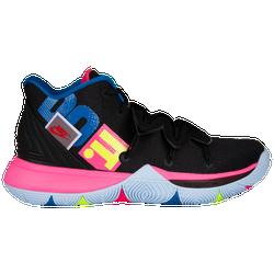 f3bdb2b89c8 Kyrie Irving Nike Kyrie 5 - Mens - Black Volt Hyper Pink