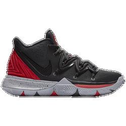 timeless design 6230e 8bf40 Kyrie Irving Nike Kyrie 5 - Mens - University Red Black