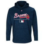 Majestic MLB Player On Field Hoodie - Men's
