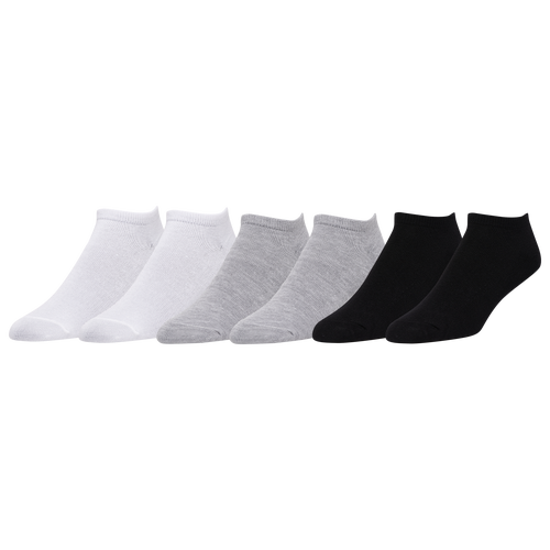 Get lightweight breathability with unbeatable socks from Champs. Features a non-cushioned liner for protection without being bulky. 75% acrylic/22% polyester/2% spandex/1% rubber. Grey: 97% polyester/2% spandex/1% rubber. Imported.