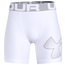 Under Armour Armour Heatgear Fitted Shorts - Boys' Grade School