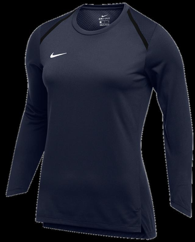 Nike Team Breath Elite L/S Top - Women's