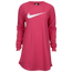 Nike Ribbed Swoosh Dress - Women's