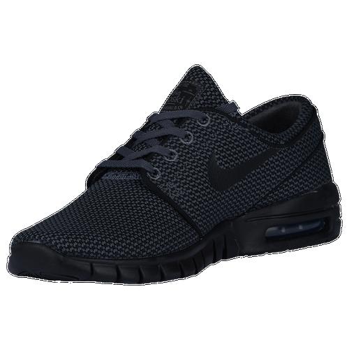 2a552e0550312 Nike SB Stefan Janoski Max - Mens - Dark Grey Black - Product    31303006