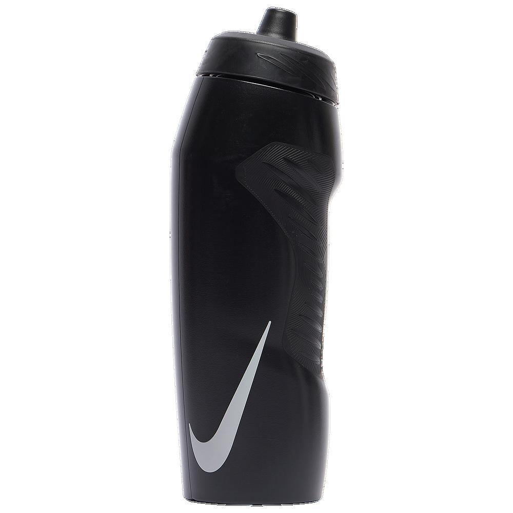 Nike Hyperfuel Water Bottle 32 Oz. / Black/Black/Iridescent
