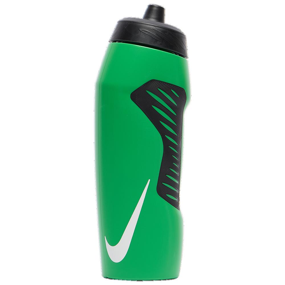 Nike Hyperfuel Water Bottle 32 Oz. / Green Spark/Black/White