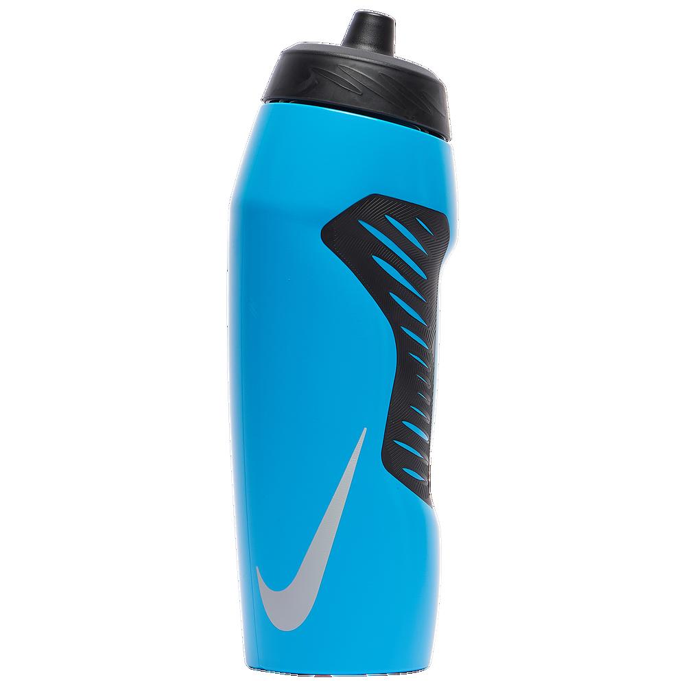 Nike Hyperfuel Water Bottle 32 Oz. / Blue Fury/Black/White