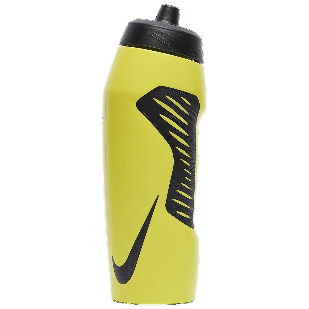 Nike Hyperfuel Water Bottle 32 Oz. / Lemon Venom/Black/White