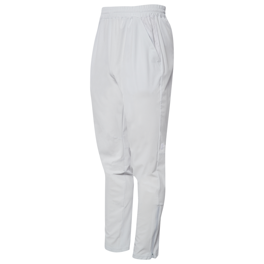 Under Armour Team Squad Woven 2.0 Warm-Up Pants - Mens / Halo Grey
